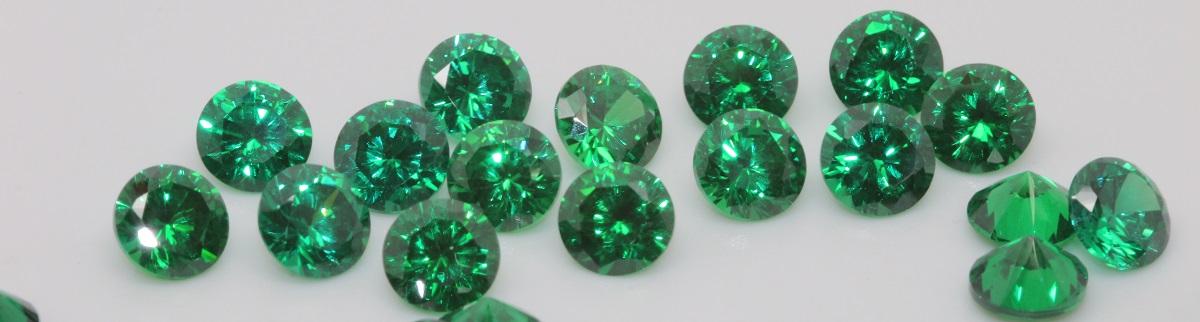 Cubic Zirconia Green