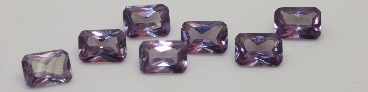 Synthetic Alexandrite