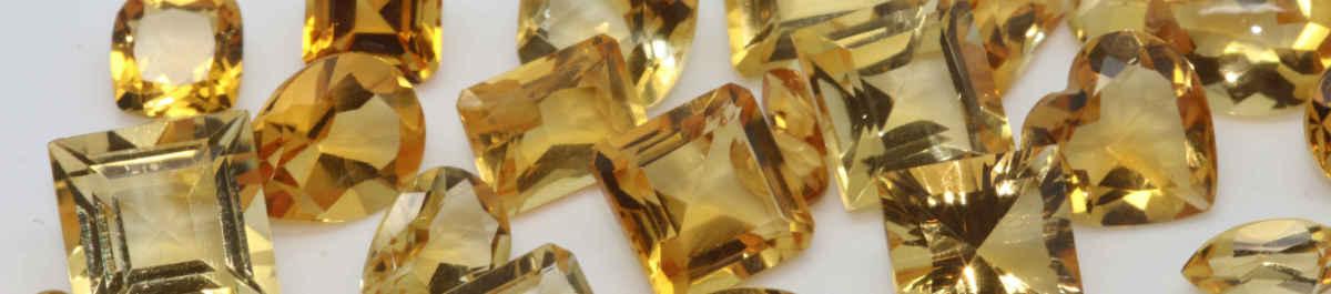 Citrine Golden Yellow