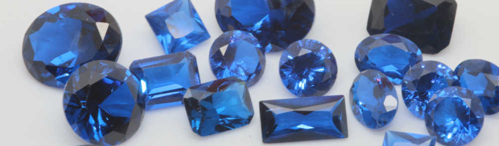Synthetic Blue Spinel