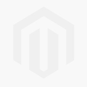 Onyx Signet 1 Diag Silver Stripe Oval 12x10